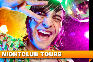 Nightclub Tours for Birthday Parties