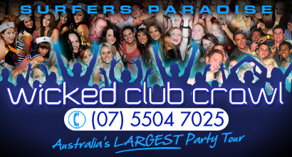 Club Crawl Gold Coast Pub Crawl Wicked Club Crawl
