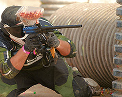 Birthday paintball Package Gold Coast