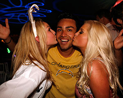 Birthday Club Crawl in Surfers Paradise Gold Coast part of party in paradise birthday ideas package